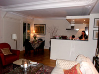 The apartment on rue des Petits Champs